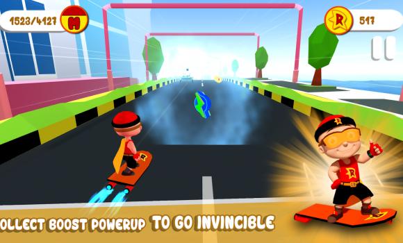 Mighty Raju 3D Hero Ekran Görüntüleri - 1