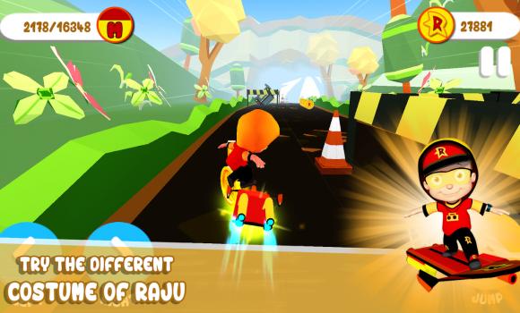 Mighty Raju 3D Hero Ekran Görüntüleri - 2