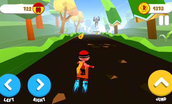 Mighty Raju 3D Hero Ekran Görüntüleri - 3