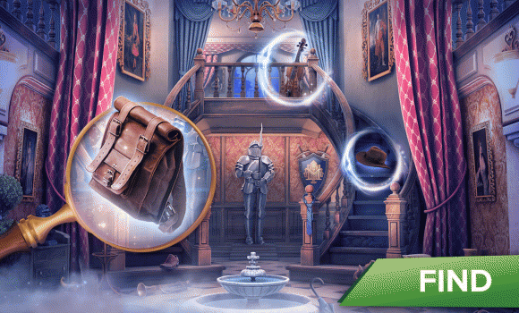 Mystery Manor: hidden objects Ekran Görüntüleri - 2