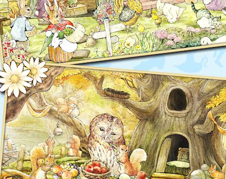 Peter Rabbit-Hidden World Ekran Görüntüleri - 2