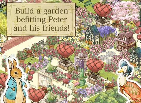 Peter Rabbit's Garden Ekran Görüntüleri - 3