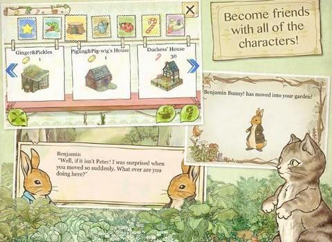 Peter Rabbit's Garden Ekran Görüntüleri - 1