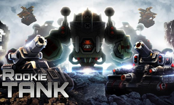 Rookie Tank-Hero Ekran Görüntüleri - 1