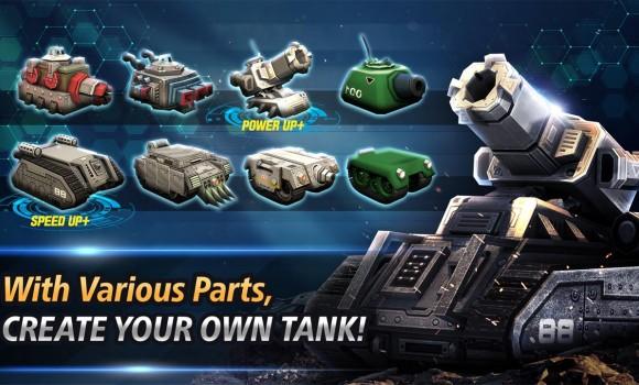 Rookie Tank-Hero Ekran Görüntüleri - 2