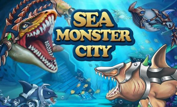 Sea Monster City Ekran Görüntüleri - 1