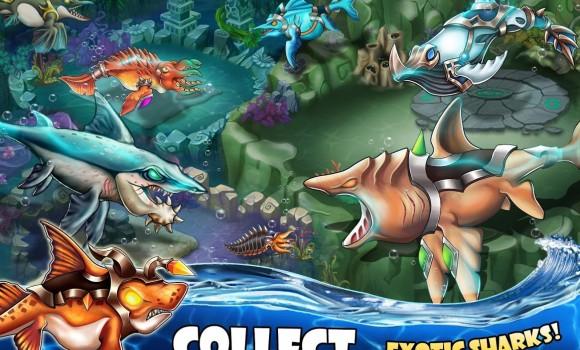 Sea Monster City Ekran Görüntüleri - 2