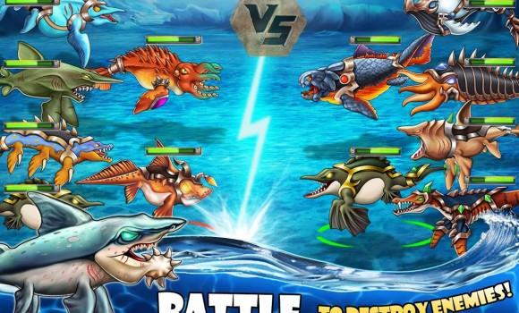 Sea Monster City Ekran Görüntüleri - 3