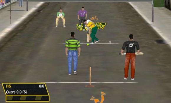 Street Cricket Ekran Görüntüleri - 1
