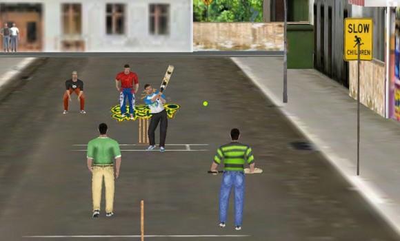 Street Cricket Ekran Görüntüleri - 2