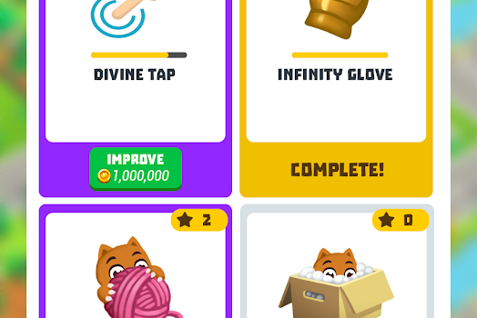 Super Idle Cats-Farm Tycoon Game Ekran Görüntüleri - 1