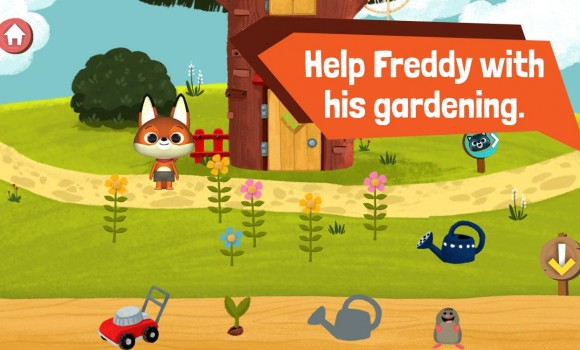 WoodieHoo Animal Friends World Ekran Görüntüleri - 2