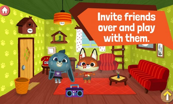 WoodieHoo Animal Friends World Ekran Görüntüleri - 3