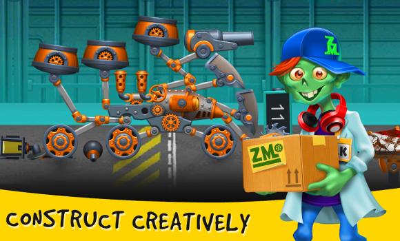 Zombie Motors Ekran Görüntüleri - 1