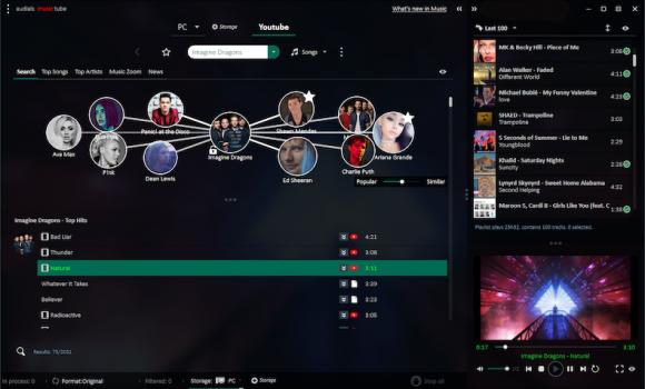 Audials Music Tube Ekran Görüntüleri - 2