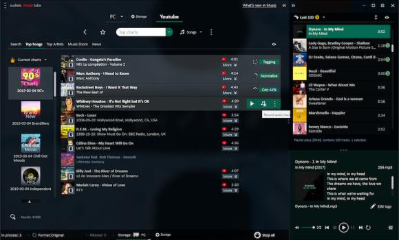 Audials Music Tube Ekran Görüntüleri - 4