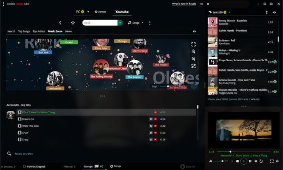 Audials Music Tube Ekran Görüntüleri - 7