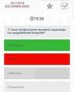 Anadolu AÖS Çıkmış Sorular Ekran Görüntüleri - 5