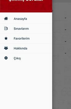 Anadolu AÖS Çıkmış Sorular Ekran Görüntüleri - 1