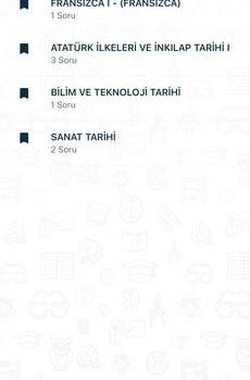 Anadolu AÖS Çıkmış Sorular Ekran Görüntüleri - 6