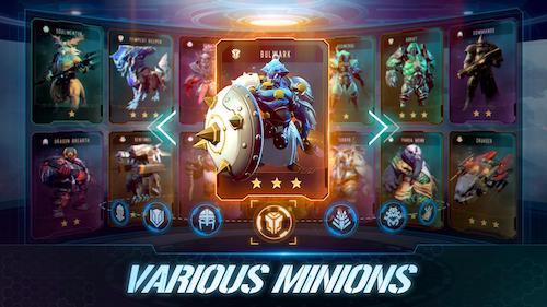 Arena of Evolution Ekran Görüntüleri - 1