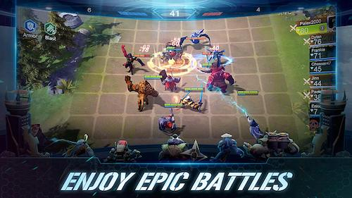 Arena of Evolution Ekran Görüntüleri - 4
