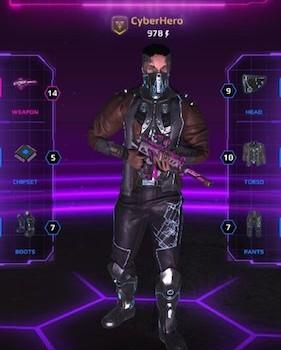 CyberHero Ekran Görüntüleri - 4