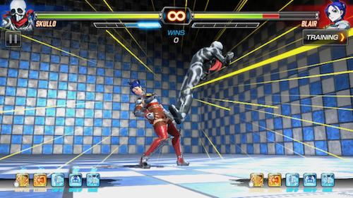 Fighting EX Layer Ekran Görüntüleri - 5