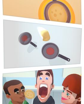 Flippy Pancake Ekran Görüntüleri - 4