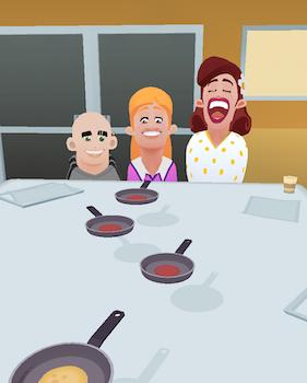 Flippy Pancake Ekran Görüntüleri - 6