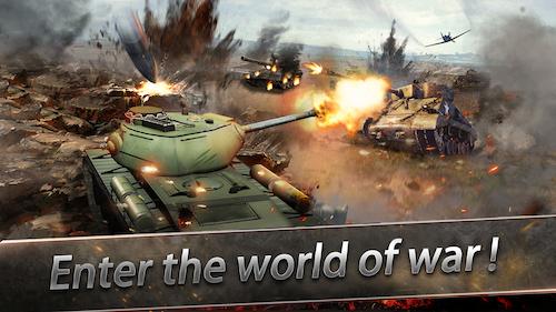 Furious Tank : War of Worlds Ekran Görüntüleri - 1