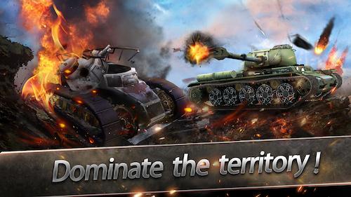 Furious Tank : War of Worlds Ekran Görüntüleri - 2
