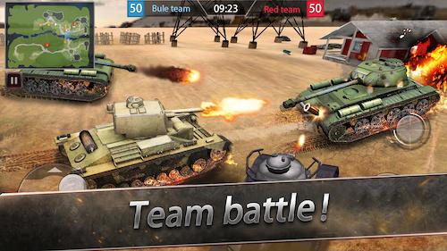 Furious Tank : War of Worlds Ekran Görüntüleri - 4