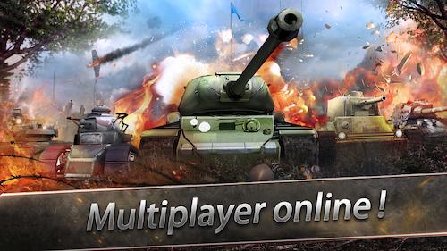 Furious Tank : War of Worlds Ekran Görüntüleri - 5