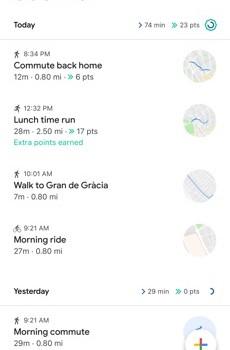 Google Fit Ekran Görüntüleri - 6