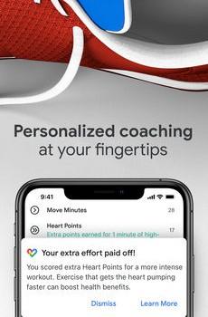 Google Fit Ekran Görüntüleri - 7