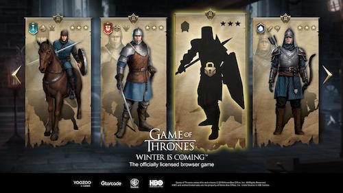 Game of Thrones Winter is Coming Ekran Görüntüleri - 1