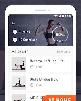 Home Workout Ekran Görüntüleri - 3