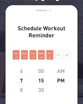 Home Workout Ekran Görüntüleri - 5