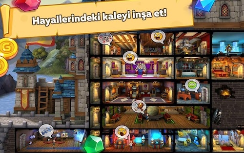 Hustle Castle Ekran Görüntüleri - 1