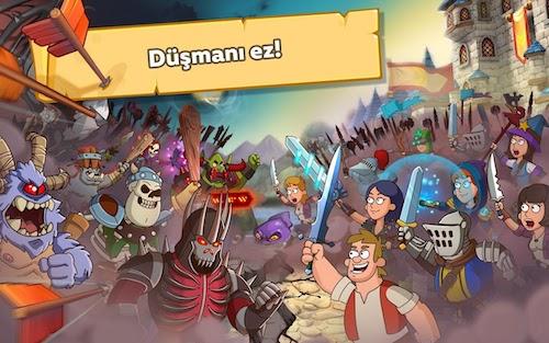 Hustle Castle Ekran Görüntüleri - 2