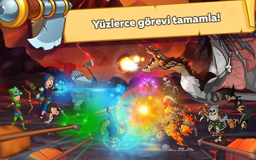 Hustle Castle Ekran Görüntüleri - 5
