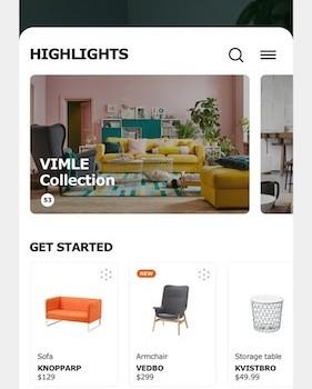 IKEA Place Ekran Görüntüleri - 2