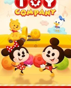 LINE: Disney Toy Company Ekran Görüntüleri - 1