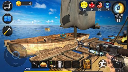 Ocean Survival Ekran Görüntüleri - 1