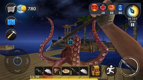 Ocean Survival Ekran Görüntüleri - 2