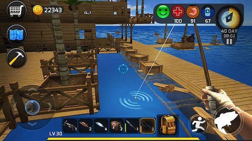 Ocean Survival Ekran Görüntüleri - 4
