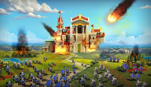 Rising of Kingdom Ekran Görüntüleri - 1