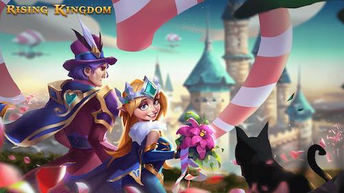 Rising of Kingdom Ekran Görüntüleri - 2