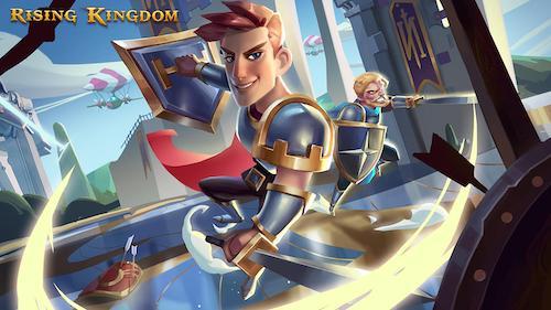 Rising of Kingdom Ekran Görüntüleri - 3